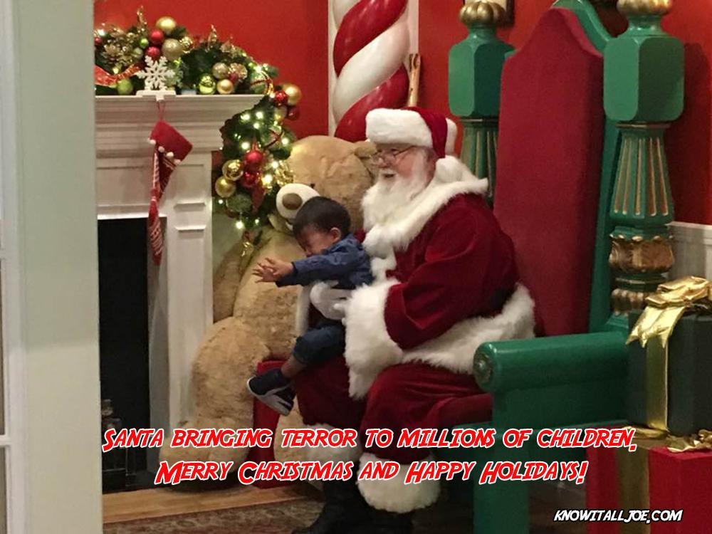 Ho Ho Ho... A Know It All Joe Christmas Meme! | Know It All Joe